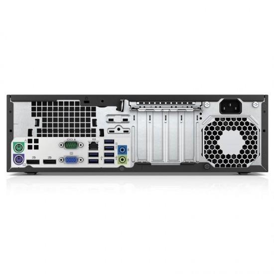 HP EliteDesk 800 G1 I5-4570|8GB|128GB|DVD|W8P|SFF