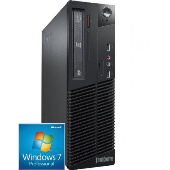 LENOVO THINKCENTRE  M82 I3-3220|4GB|250GB HDD|W7P|SFF