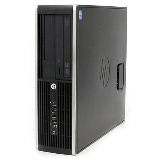 HP COMPAG 6300 PRO I5-3470|8GB|120GB SSD|DVD|SFF