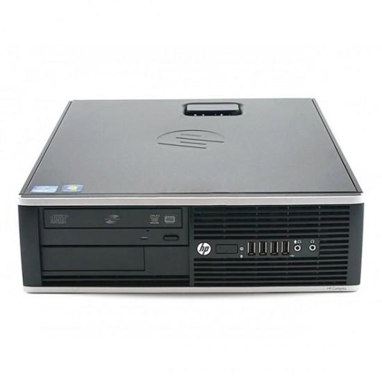 HP COMPAQ ELITE 8200 I5-2400|8GB|128GB SSD|SFF|W7P