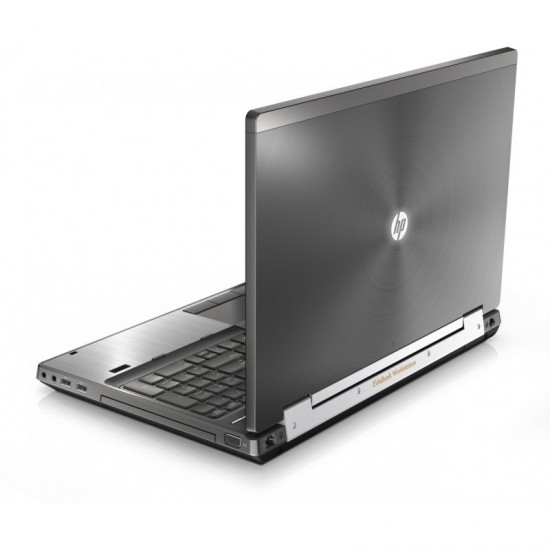 "HP Elitebook 8570w core i7-3720|16GB|240GB SSD|QUADRO K2000 2GB|WIN 7 PRO|15.6"" FULL HD"