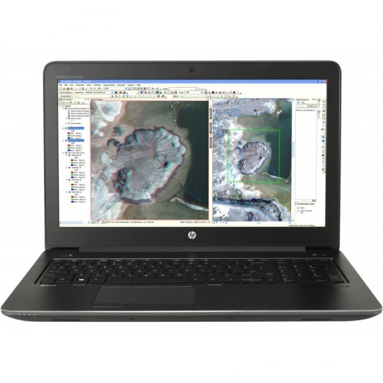 HP ZBOOK G3 15 i7-6820HQ|32GB|240GB SSD NVME|QUADRO M2000M 4GB|15.6' FHD|W10P