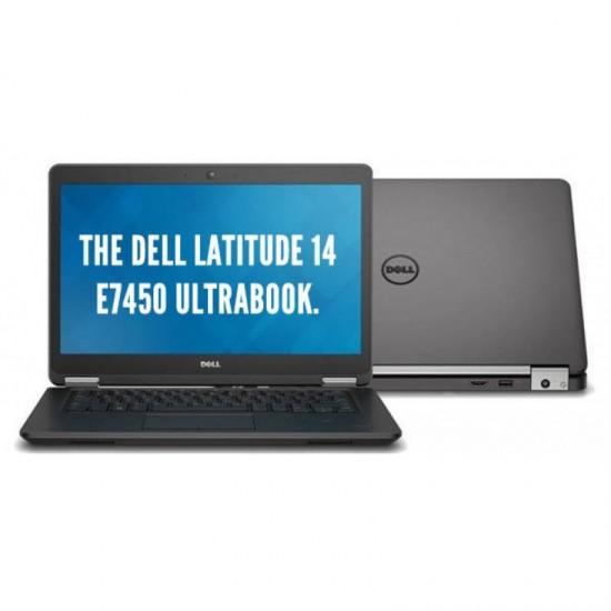 DELL Latitude E7450 i5-5300U|8GB|256GB SSD|14.1|W8P